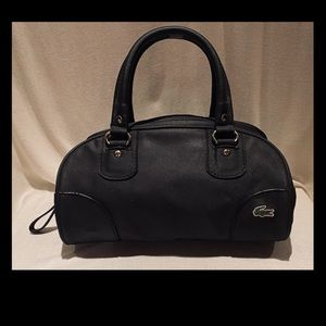 Lacoste Small Bowling Bag - classic rare find